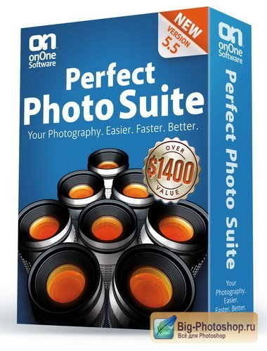 OnOne Perfect Photo Suite 5.5