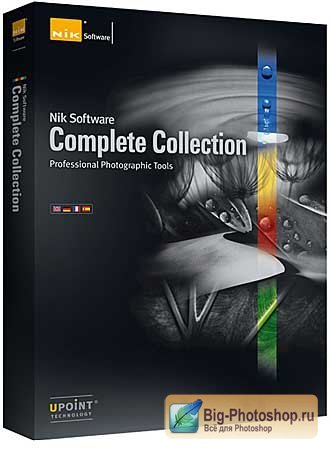 Nik Software - плагины для Photoshop - Complete Collection 2010