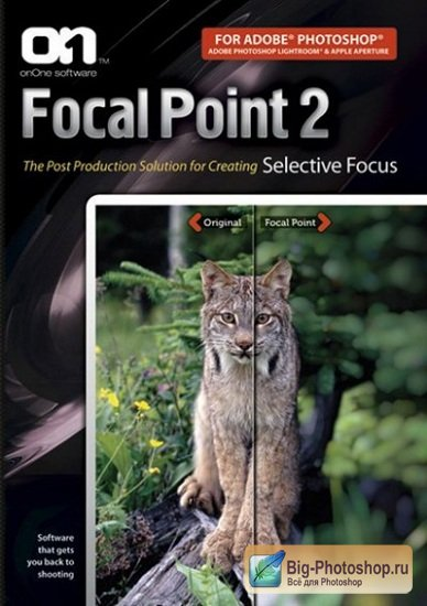 OnOne FocalPoint v2.0.3 Plugin For Photoshop