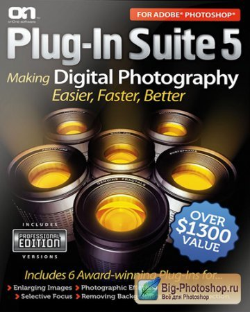 OnOne Plug-In Suite 5.1.1 x32/x64 (September 2010)