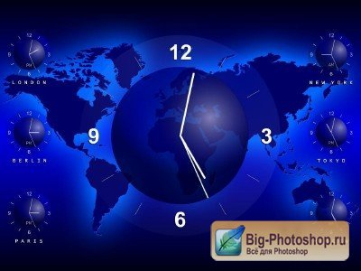 Скринсейверы: Animated clocks (screensaver)