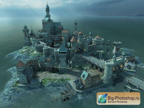Medieval Castle 3D Screensaver v1.1.0.5