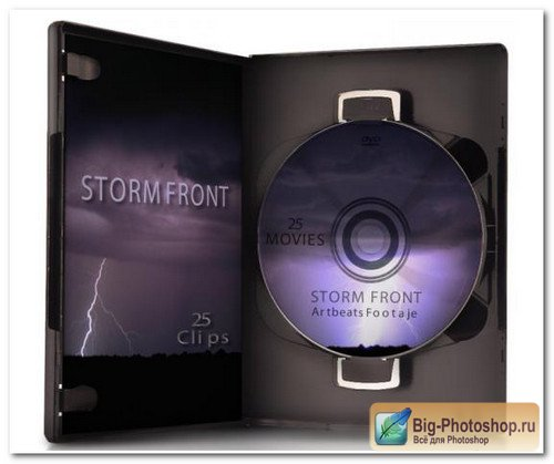 Footages - Artbeats - Storm Front (NTSC)