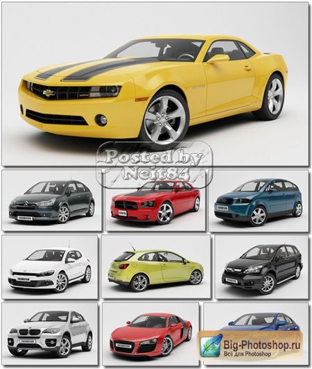 3D Models HDModels Cars vol2