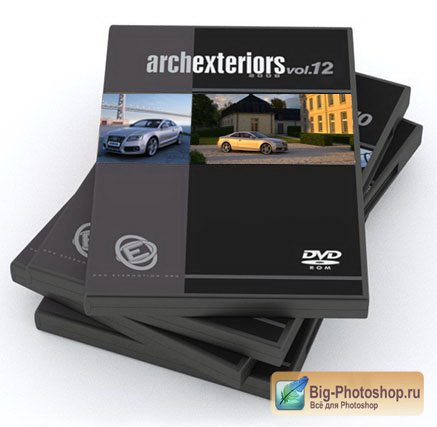 Evermotion ArchExteriors vol. 12