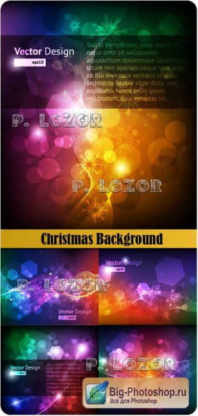 Christmas Background 2