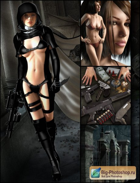 Deviant Bundle 3D