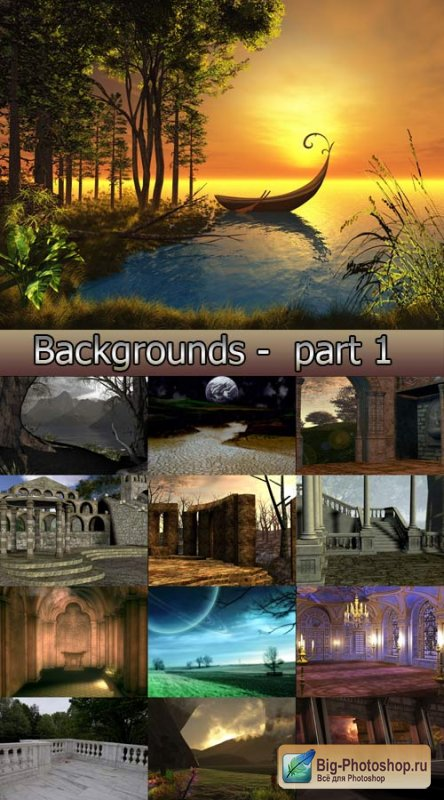 Backgrounds - part 1