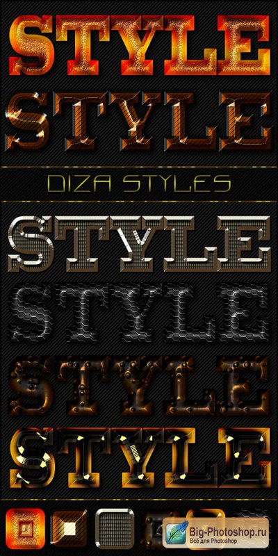 Text styles by DiZa - 31
