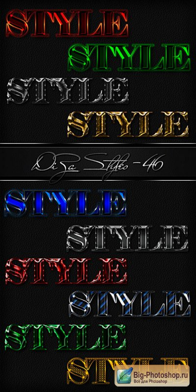 Text Styles by DiZa - 46