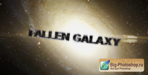 Videohive After Effects Project - Fallen Galaxy
