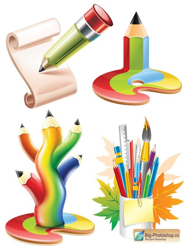 Нарисованные карандашом карандашом