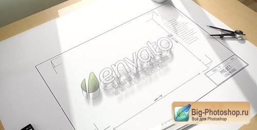 Architect Logo Reveal - Project for After Effects (Videohive)