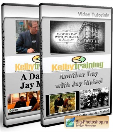 Kelby Training - A Day with Jay Maisel + Another Day with Jay Maisel