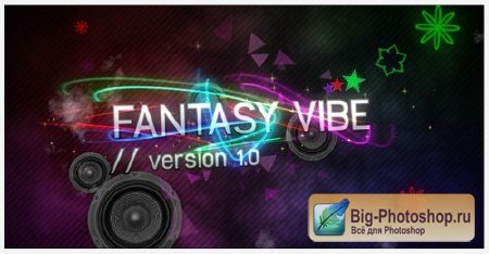 Fantasy Vibe V1 - Project AE (Videohive)