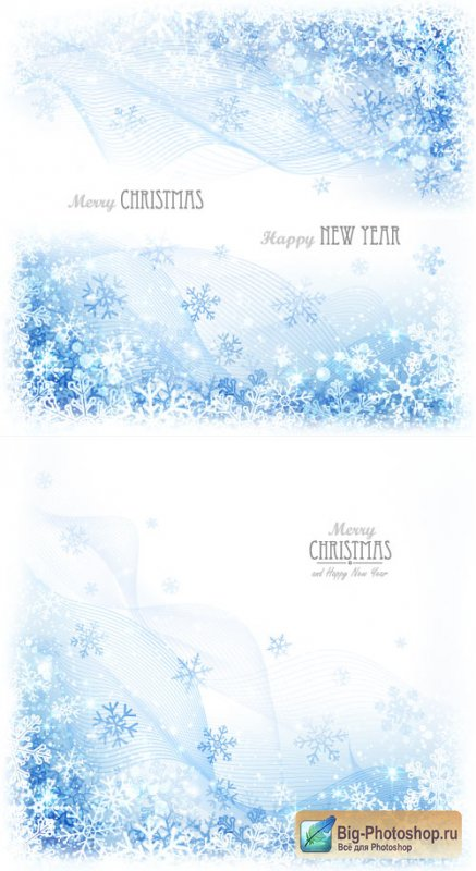 Abstract christmas background 2