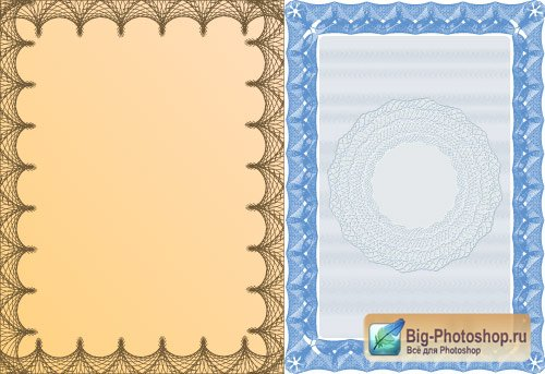 Frames for documents vector