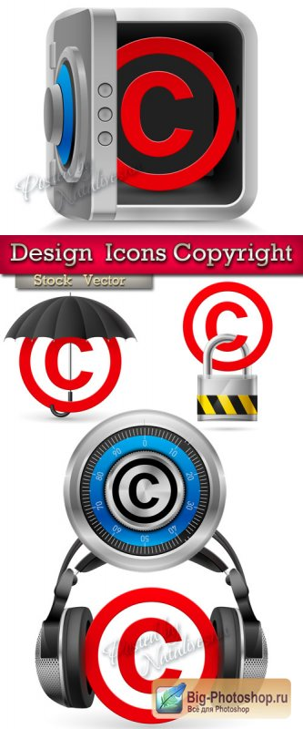 Elements in Vector - Design  Icons Copyright
