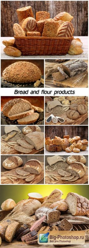 Bread and flour products