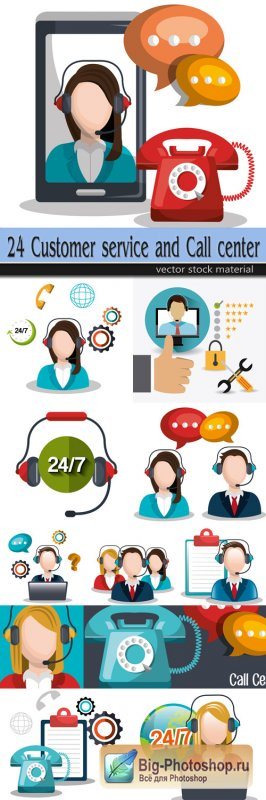 24 Customer service and Call center