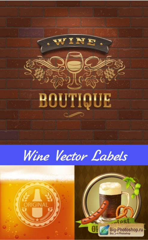 13  Alcohol Vector