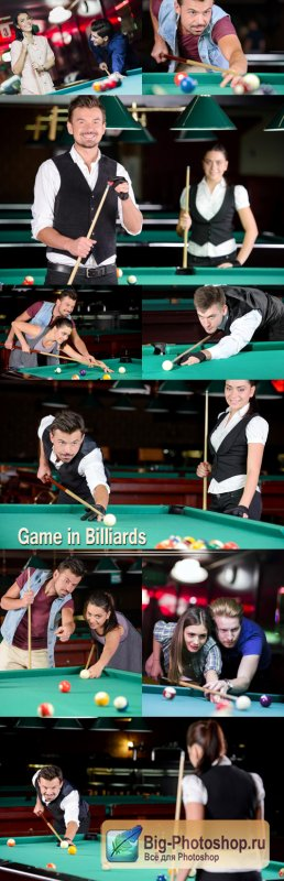 Game in Billiards