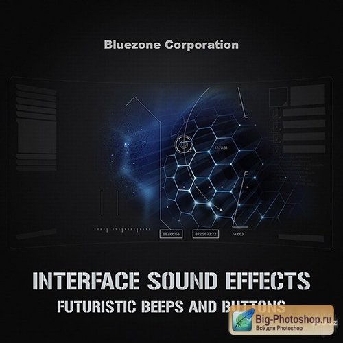 Звуковые библиотеки: Interface Sound Effects - Futuristic Beeps and Buttons