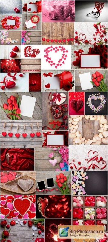 Love, Romance, Heart, Gifts - Valentines Day part 4