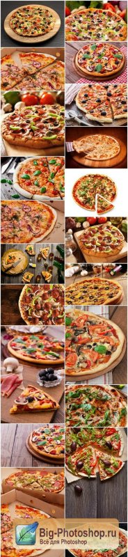 Tasty Pizza - Italian Food