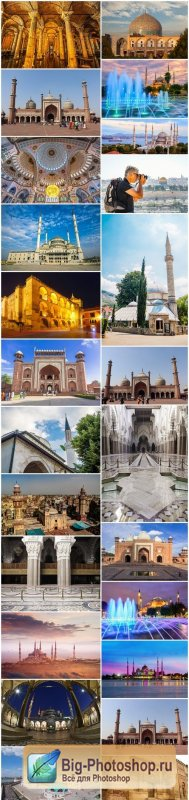 Beautiful arab & islamic architecture 4 - 24xUHQ JPEG