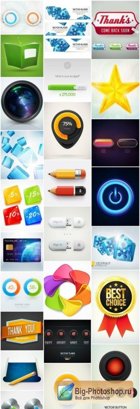 Different Creative Design Elements