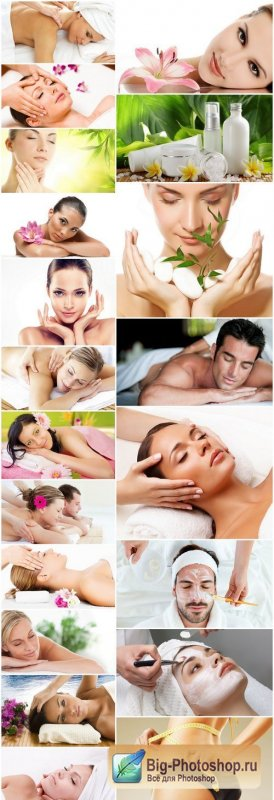 Spa Body Care - 22 HQ Images