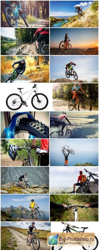 Mountain Bike - 20 HQ Images