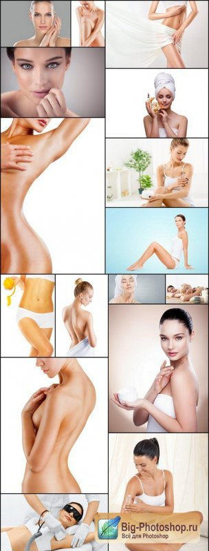 Body Care - 16 HQ Images