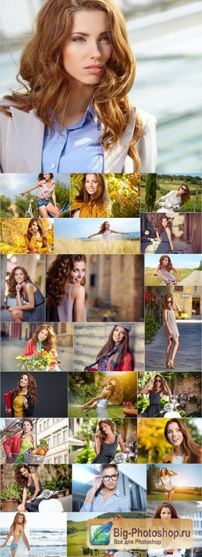 Beautiful Girl Collection 2, 25xJPG