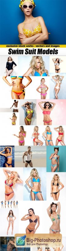 Swim Suits Models 25xJPG