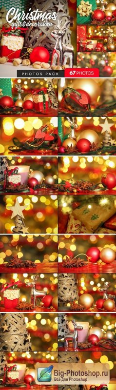 CM - Christmas gifts & decoration 67pics 2041709