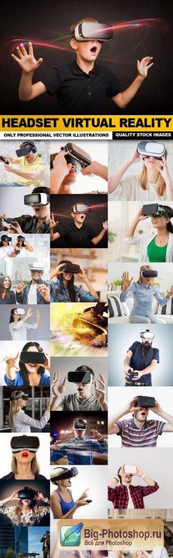 Headset Virtual Reality - 25 HQ Images