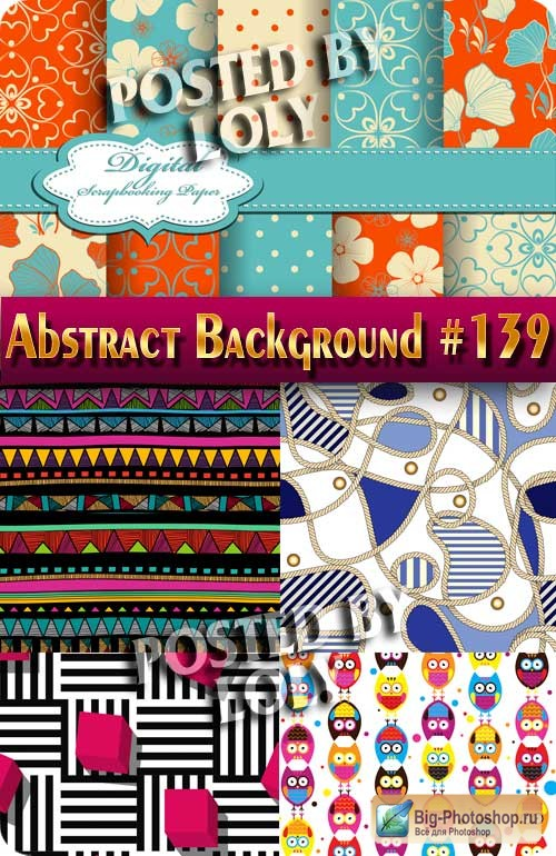 Abstract Background #139 - Stock Vector