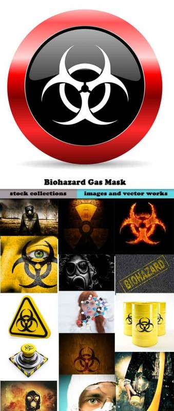 Biohazard Gas Mask